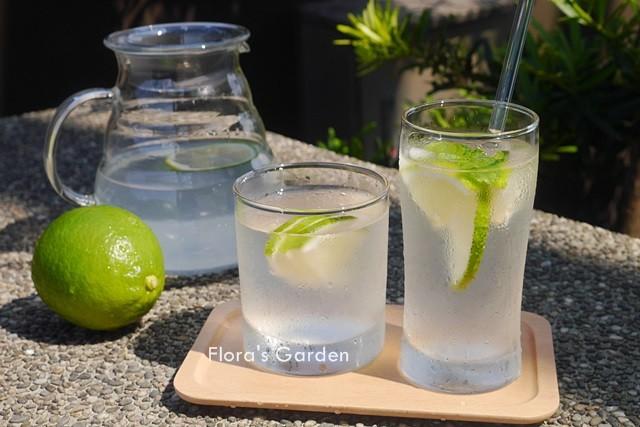 自製檸檬水