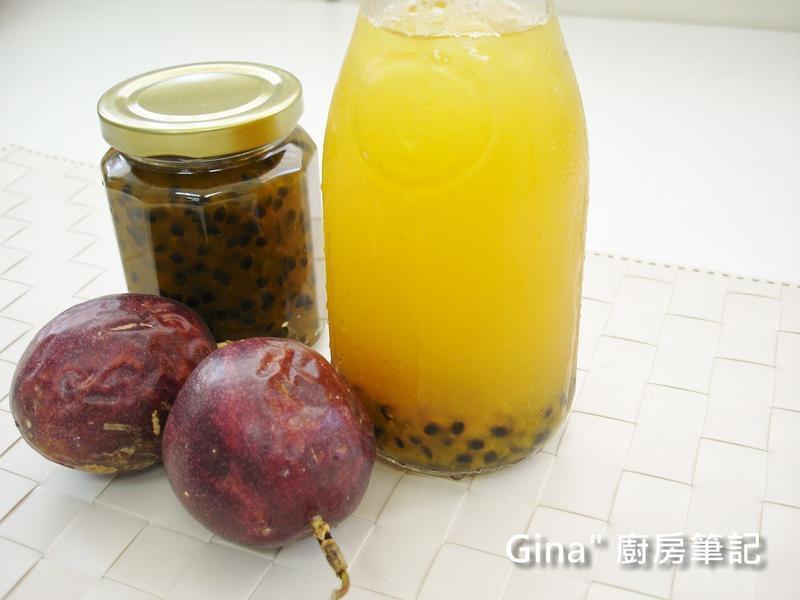 百香果果醬