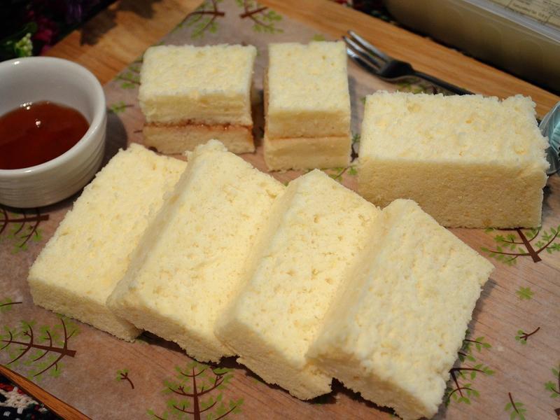 低糖豆腐蛋糕