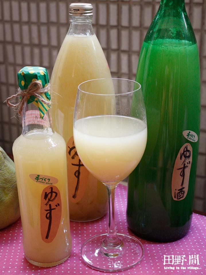自釀柚子酒DIY(田野間食驗室)