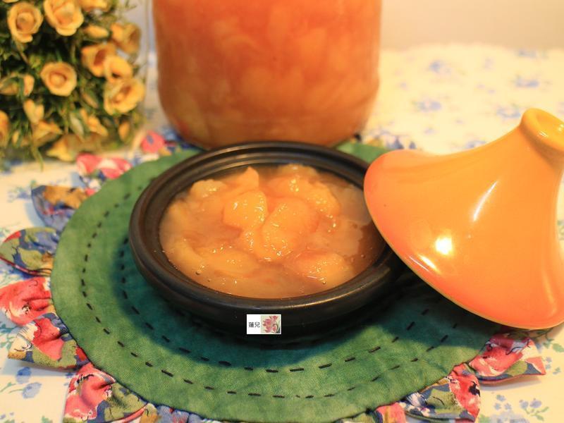 水蜜桃果醬
