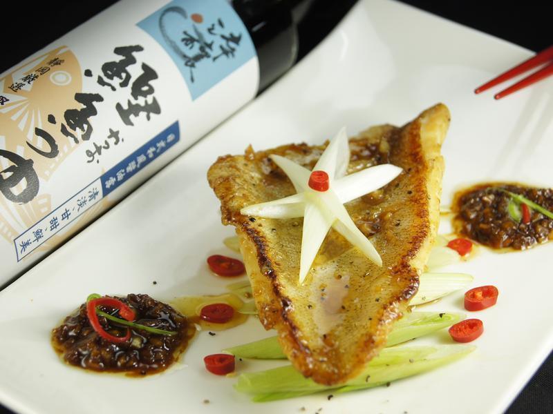 日式醬燒奶油魚排【淬釀決勝料理】
