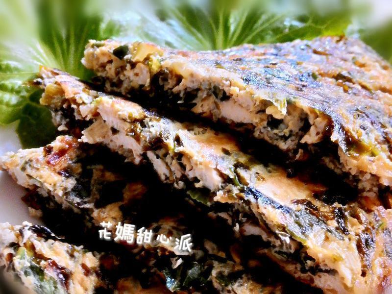 紫菜豆腐煎蛋