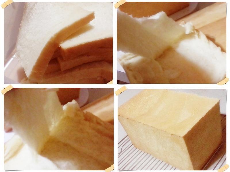 糯米軟QQ醇奶吐司(直接法)