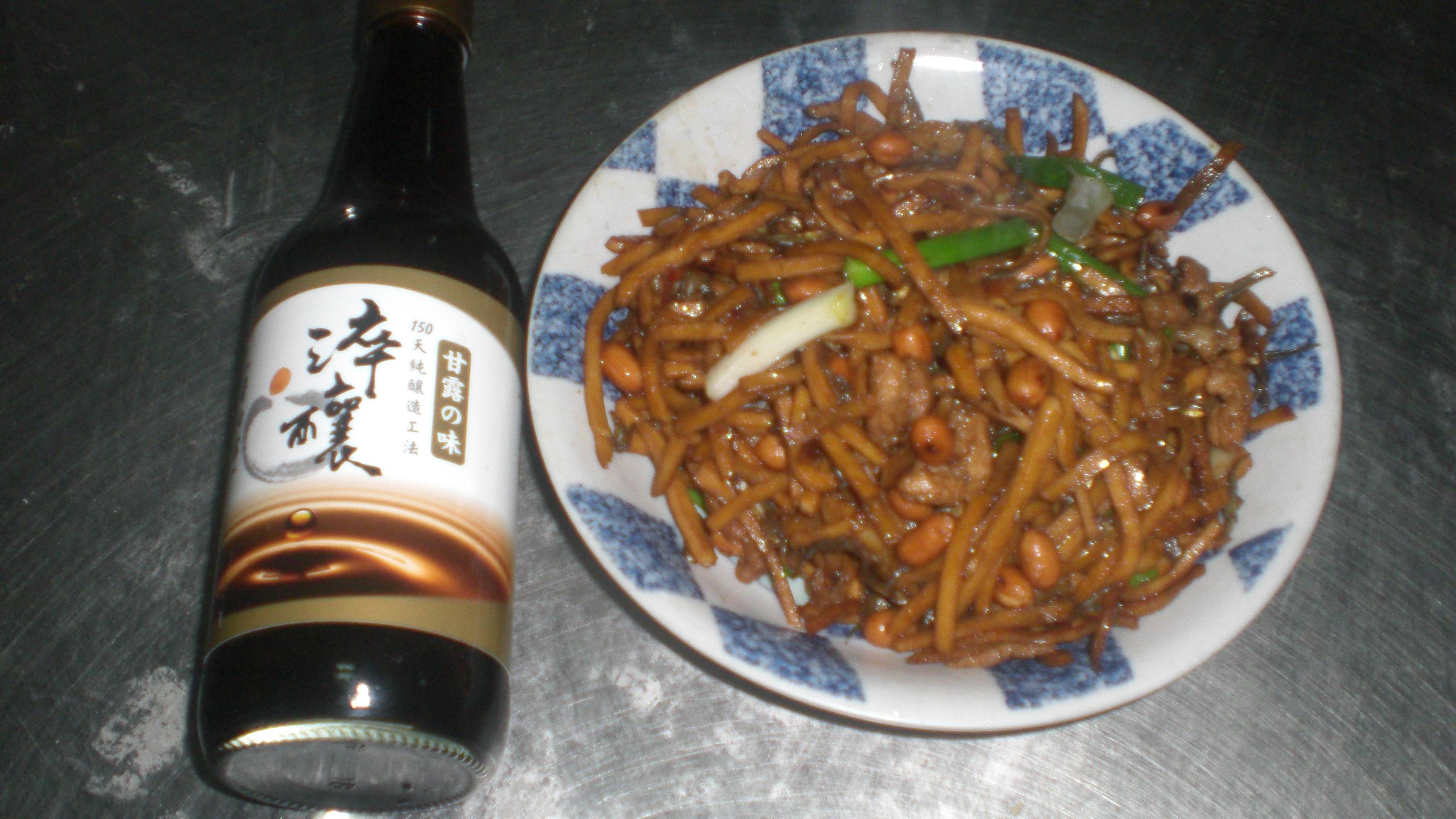 豆干絲炒小魚 淬釀決勝料理