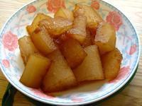 醬燒蜜冬瓜---淬釀決勝料理