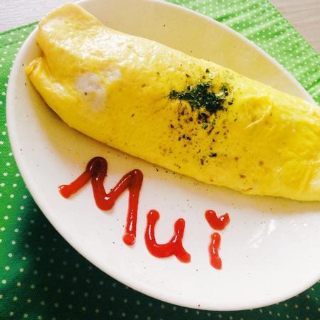 【空姐愛煮菜】番茄起士蛋包飯
