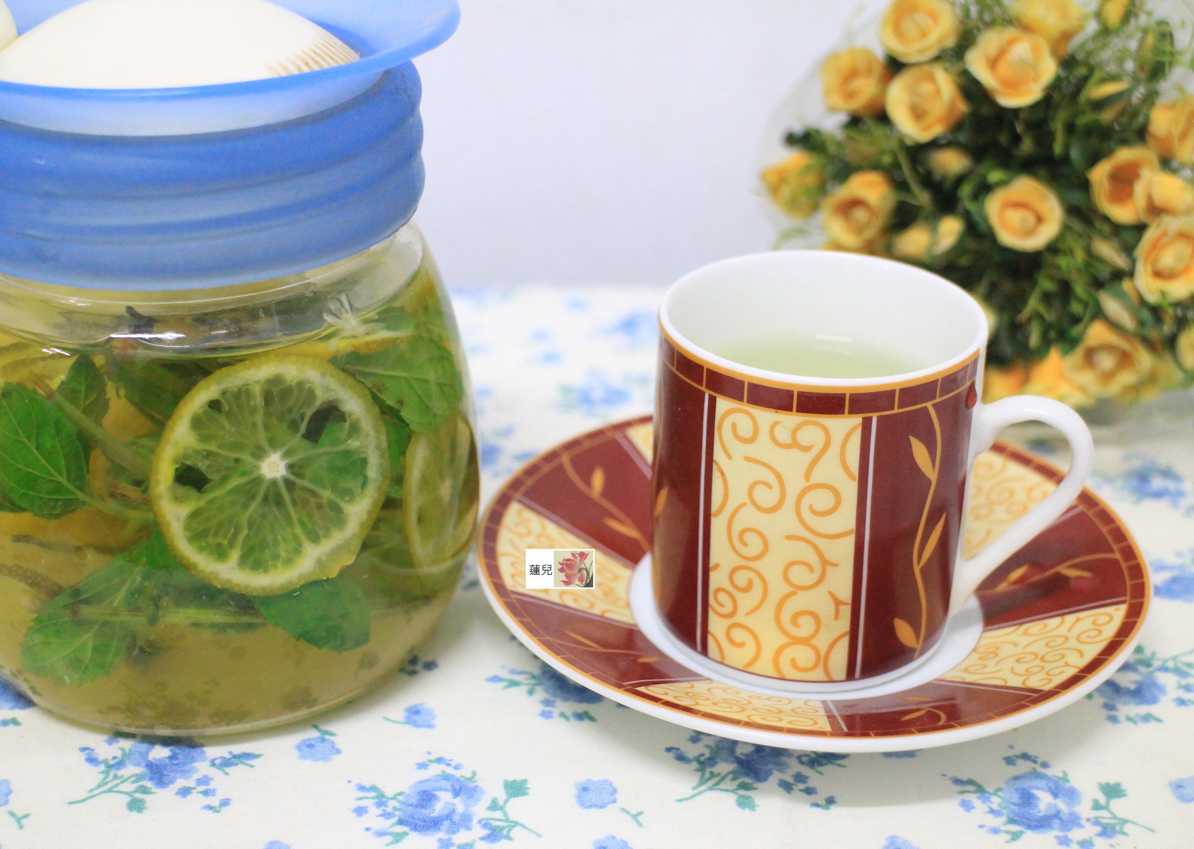 糖漬金桔 &金桔養生茶