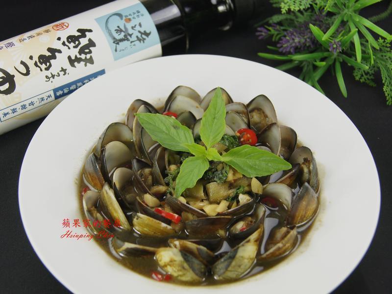 塔香蛤蠣【淬釀決勝料理】