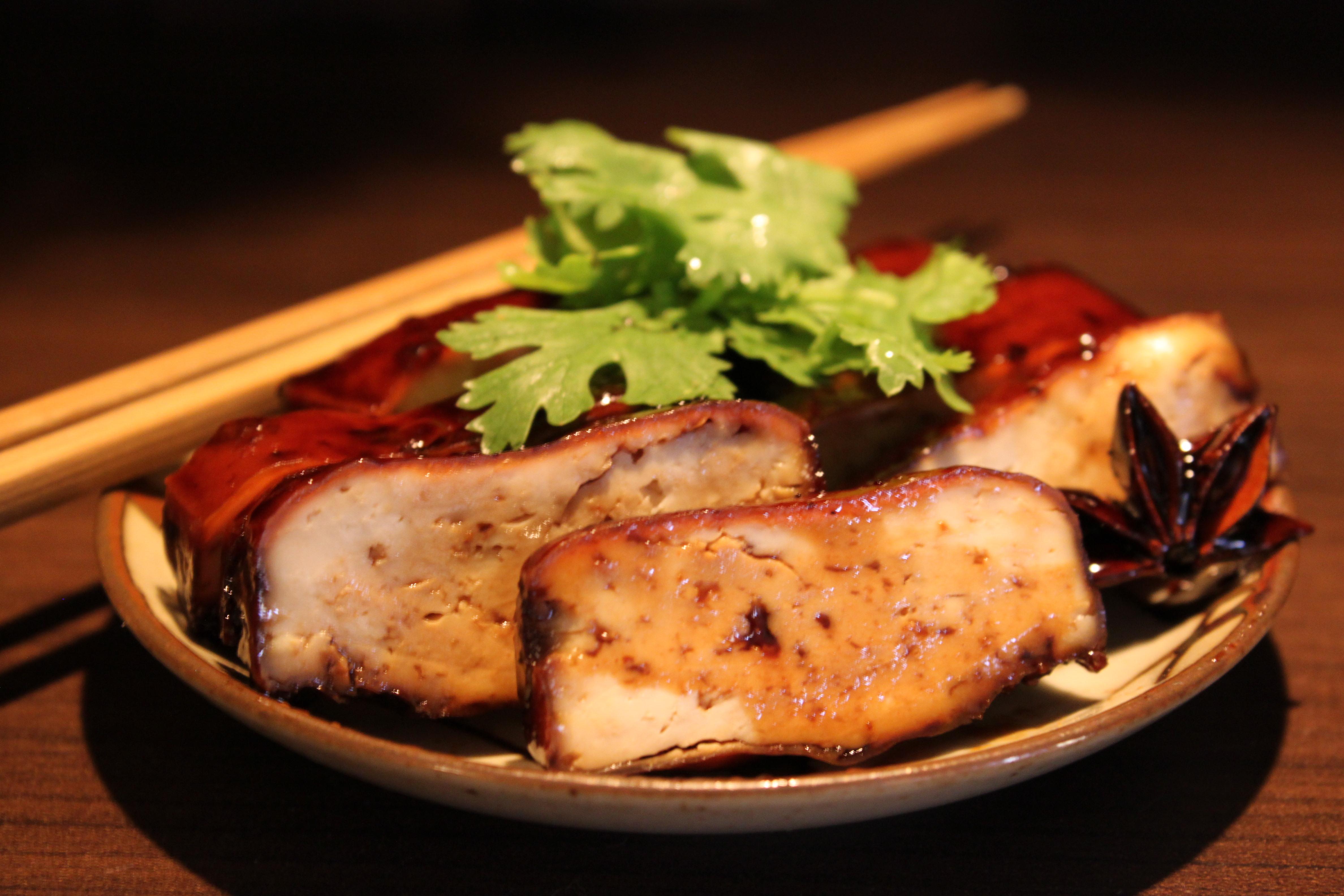 玄米油滷豆干【味蕾周記】