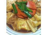 蔥燒豆腐@[淬釀決勝料理]