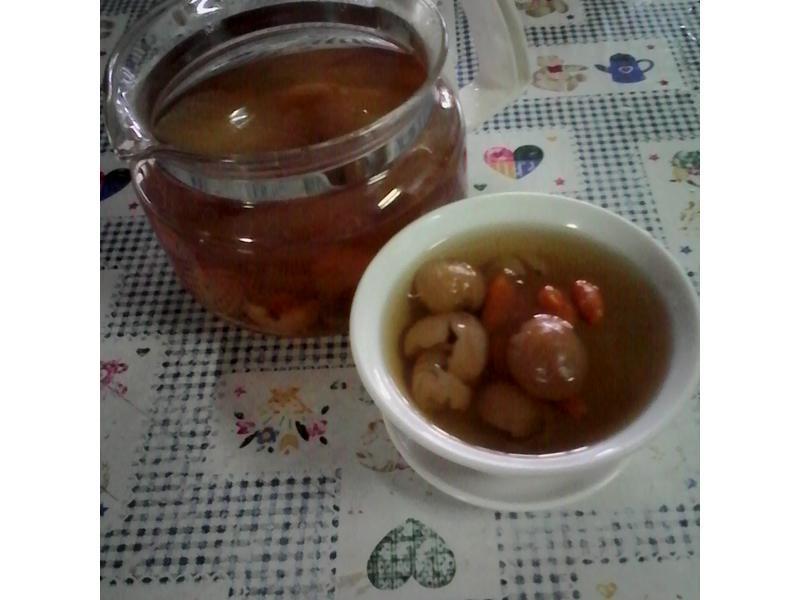 桂圓蘆薈飲