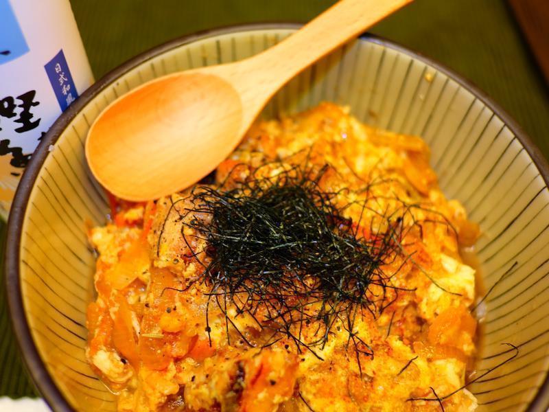 [A cook]日義親子丼 淬釀決勝料理