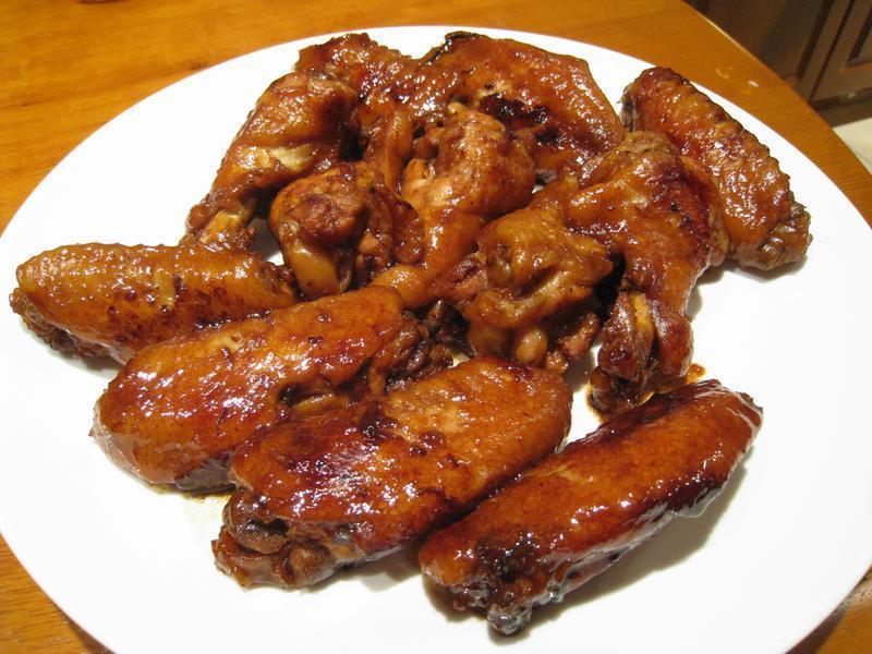 【粉豬兒】蒜香壽喜燒雞翅