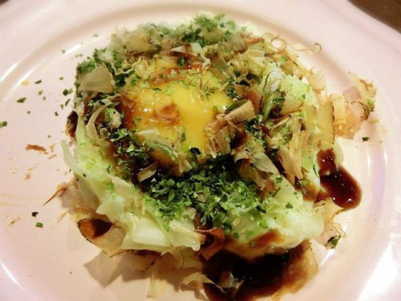 【空姐愛煮菜】輕食料理-日式蛋大阪燒