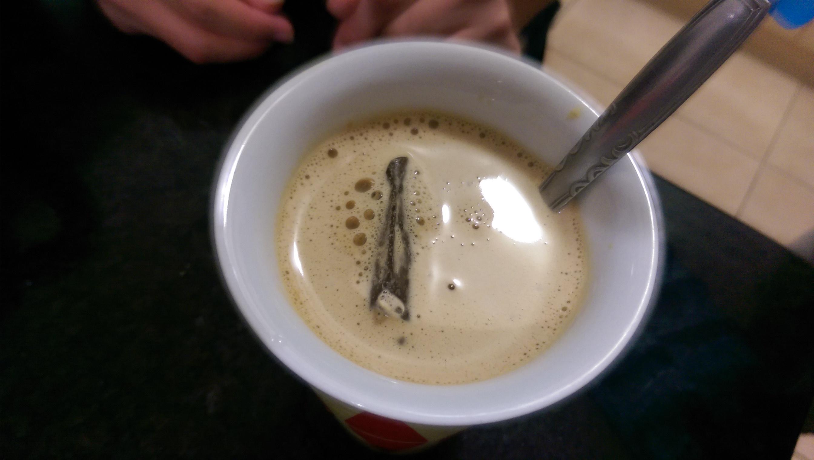 澳門手打咖啡
