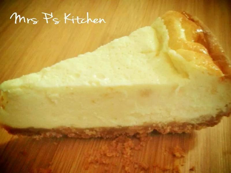 乳酪蛋糕[超簡易電鍋版]