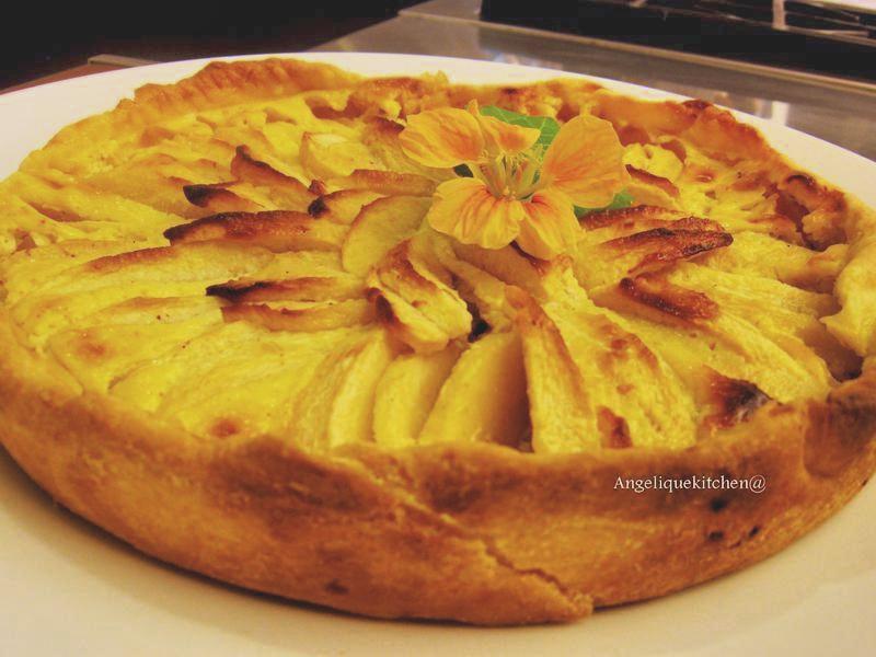 法國阿爾薩斯蘋果派