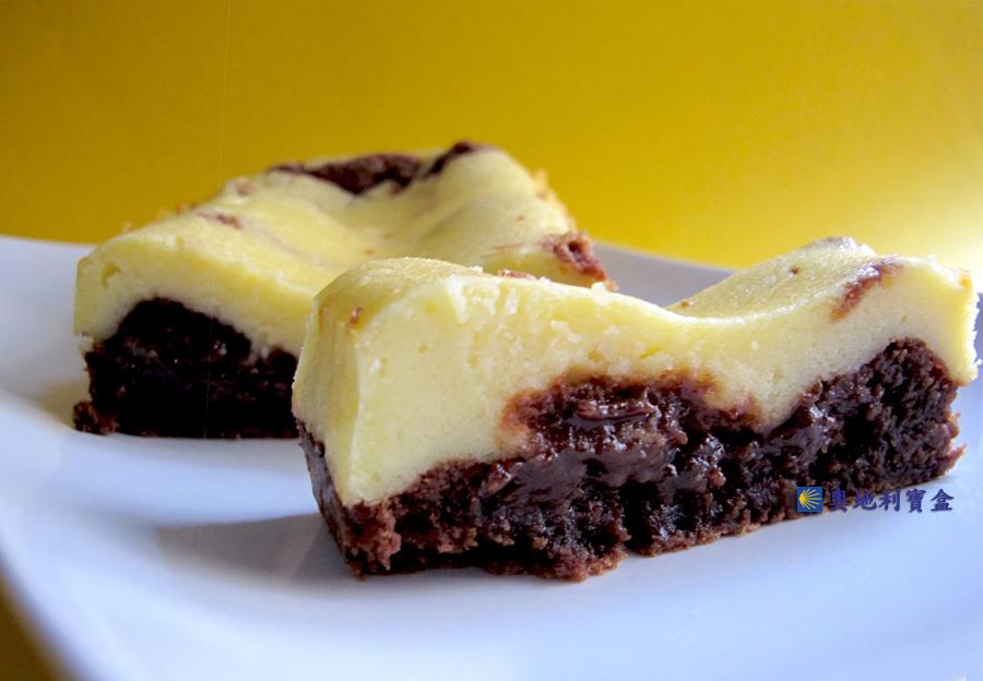 乳酪布朗尼-潤心配方