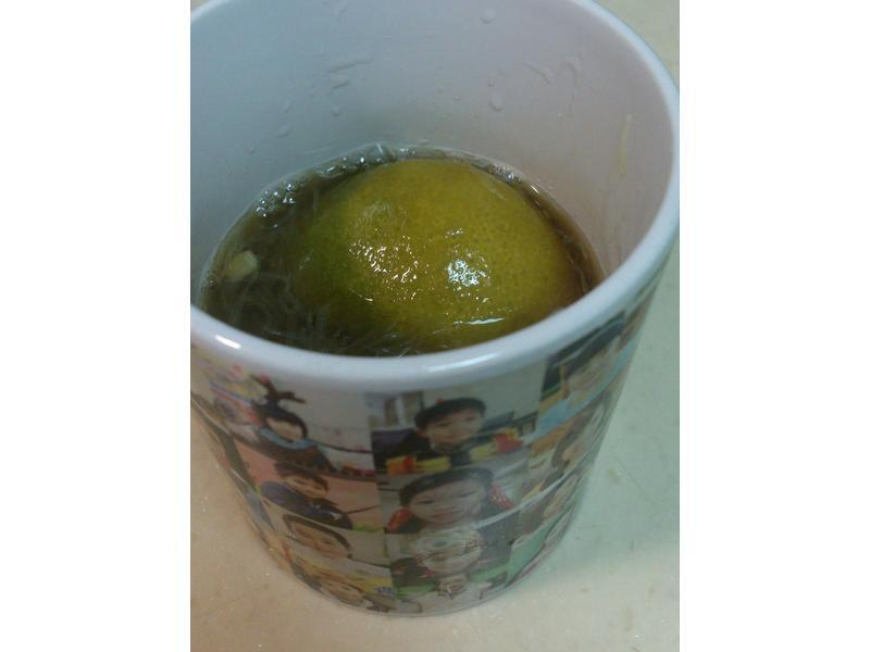 止咳枇杷膏檸檬汁