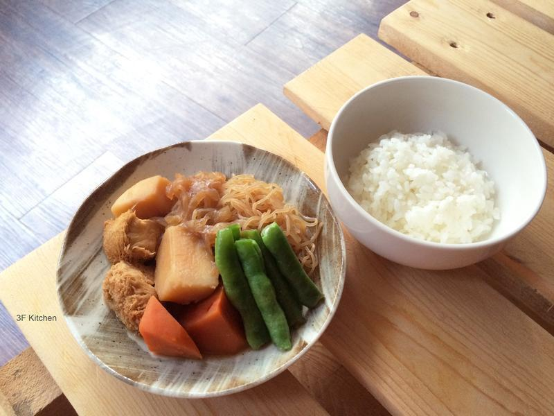 馬鈴薯燉猴頭菇 / 全素