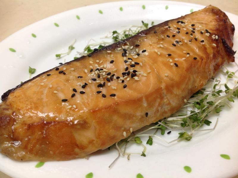 塩麴烤鮭魚(家樂福廚神大賽)