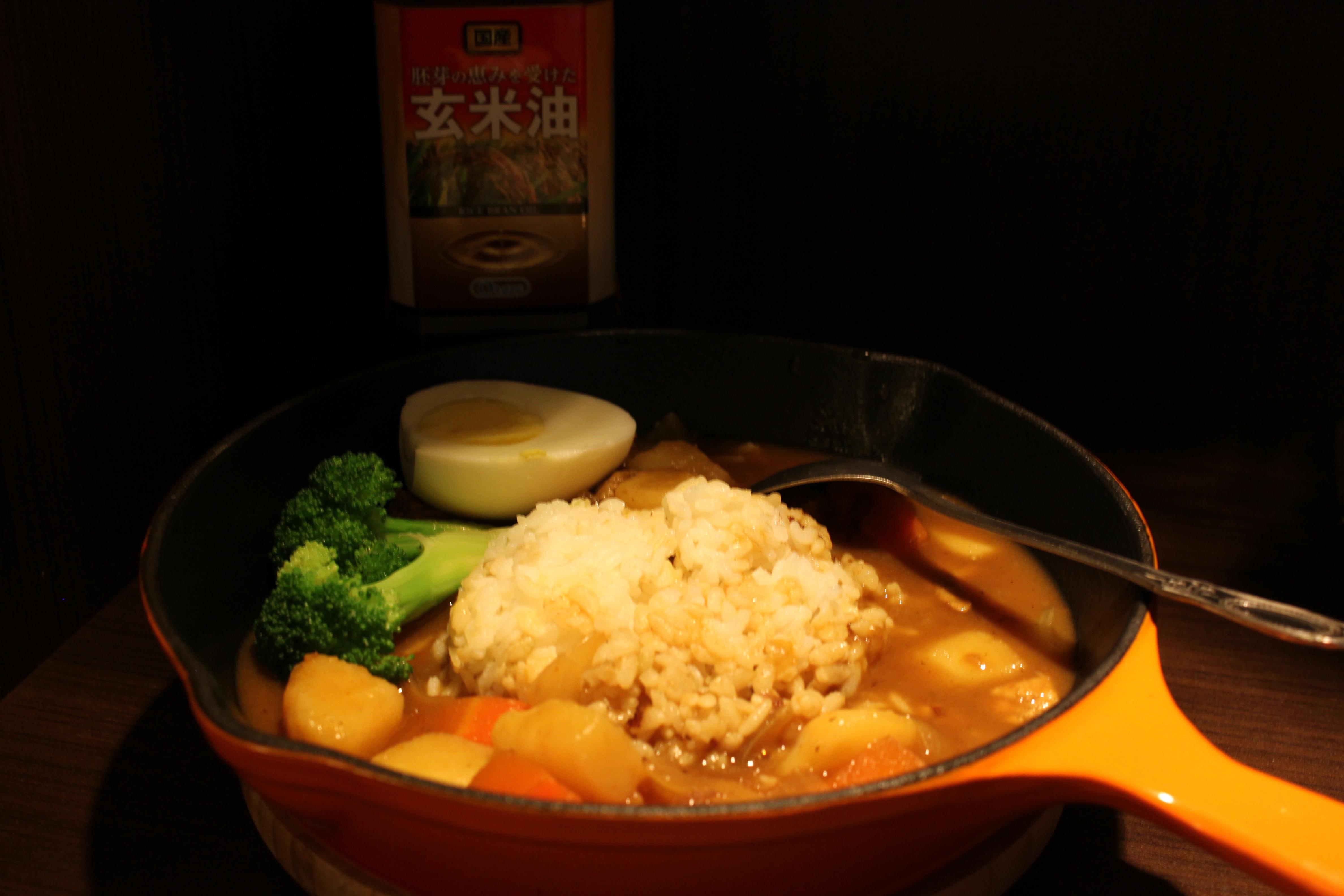 咖哩豬肉燴飯【味蕾周記】