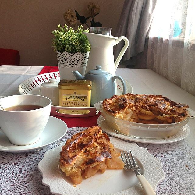 美式傳統蘋果派『家樂福廚神大賽』