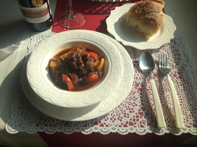 匈牙利燉牛肉Beef Goulash