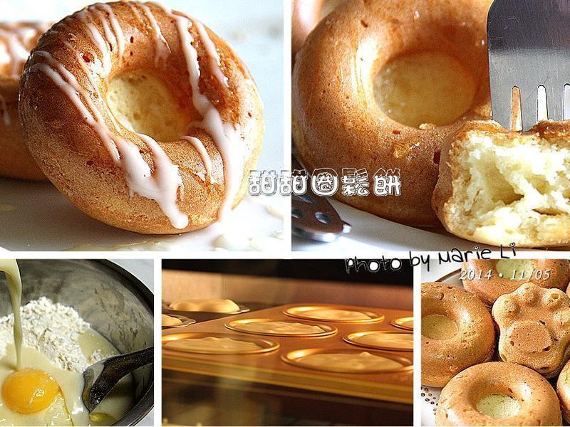 甜甜圈豆漿鬆餅
