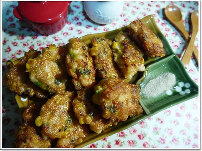 日式炸蝦餅