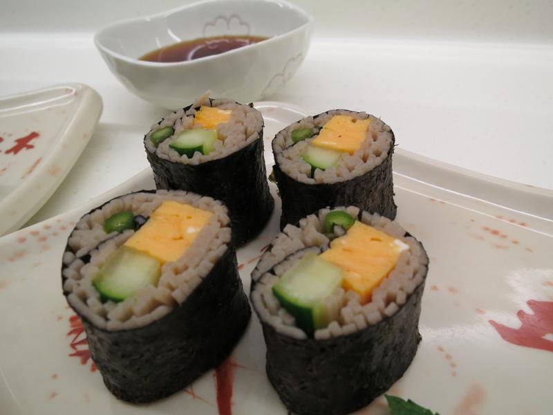 麵壽司【五木麵條】
