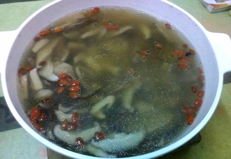 養身牛蒡排骨湯