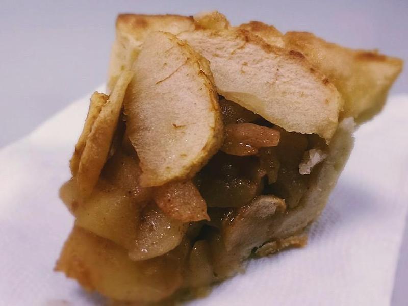 肉桂蘋果塔(apple tart)