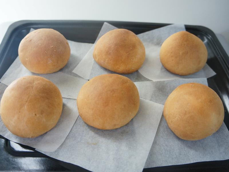 《飛利浦麵包機》養生地瓜餐包