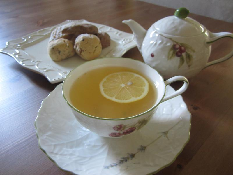 養生5---菩提花水果茶