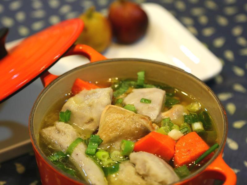 味噌芋頭鍋