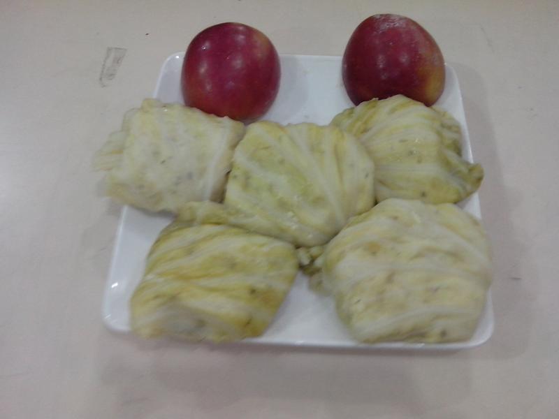 """""""洪修料理食宴室""""蒸鮮菜包起士馬鈴薯"""