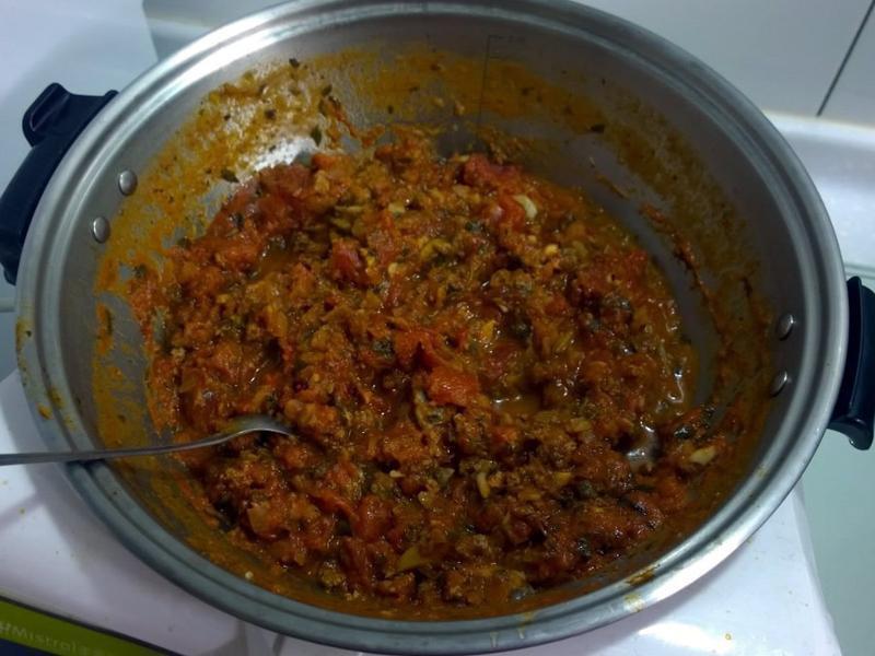 義式肉醬 (大寶寶副食品)