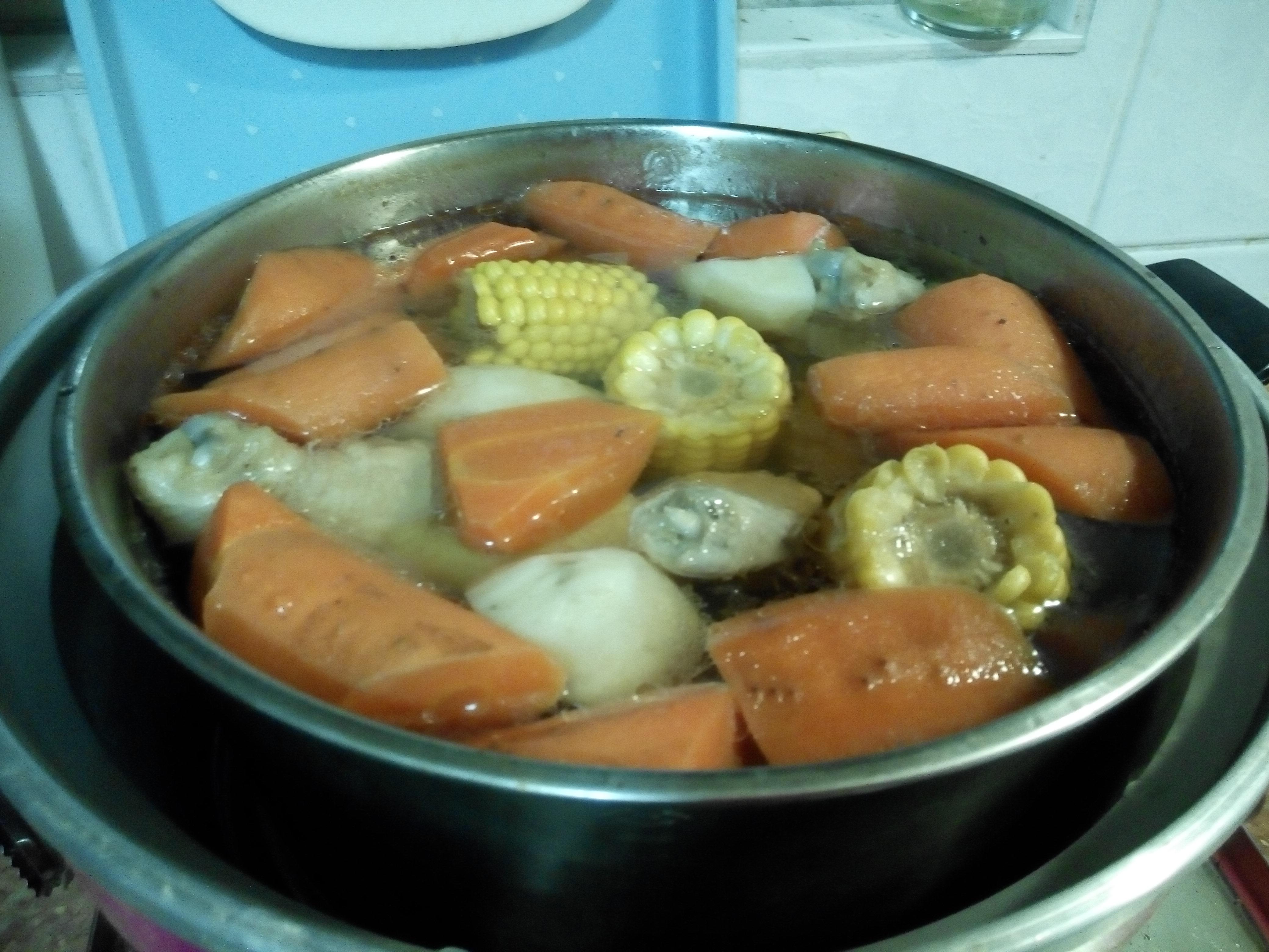 細兒 <3 有雞ㄟ玉米營養湯