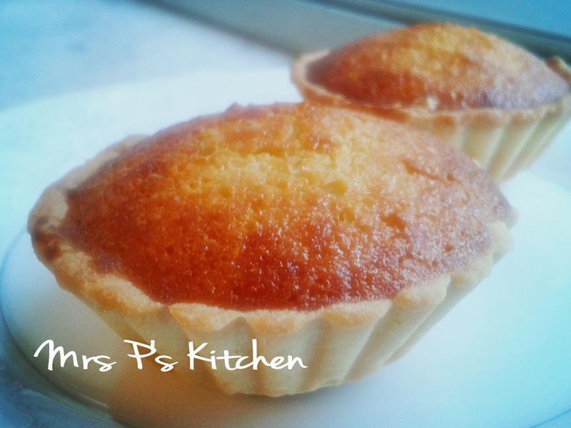 港式香酥椰子塔/椰撻[簡單食譜]