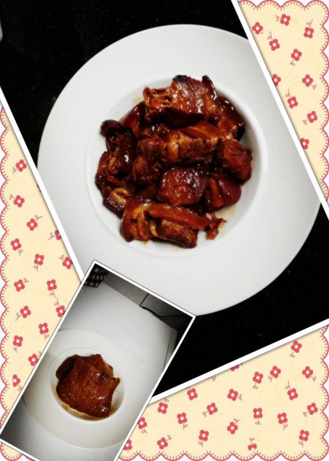 [Caoly美味生活]龍井香豆腐乳控肉