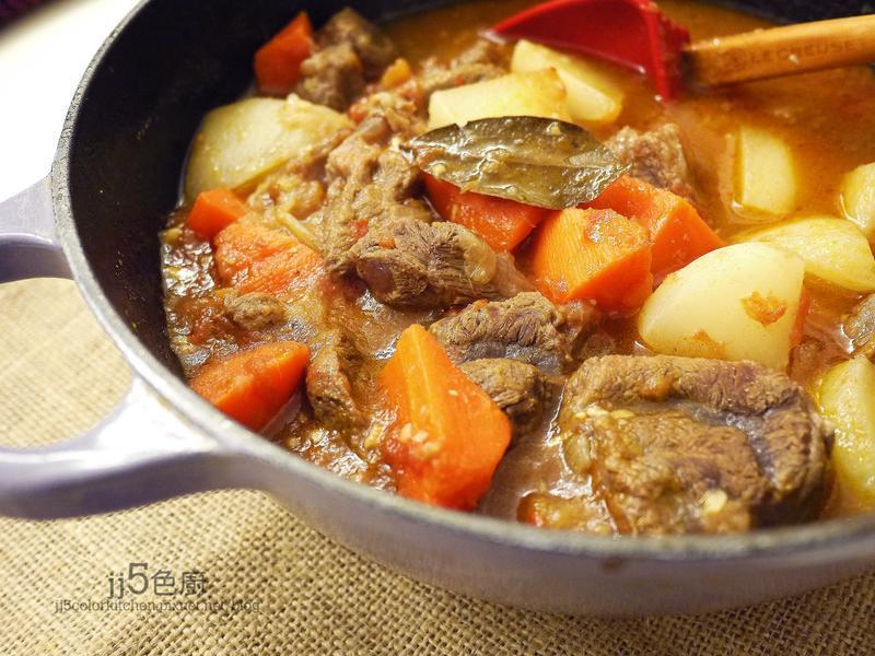 越式蕃茄燉牛肉