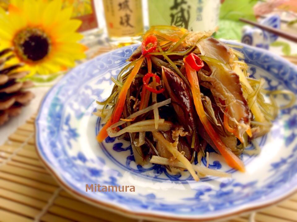 松前漬(日式年菜第二款)