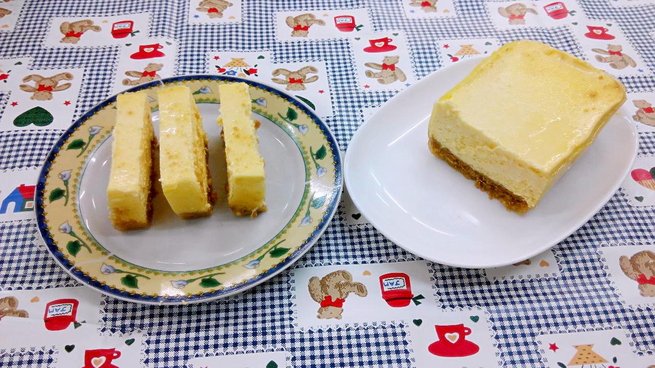 重乳酪蛋糕【飛利浦 麵包機】