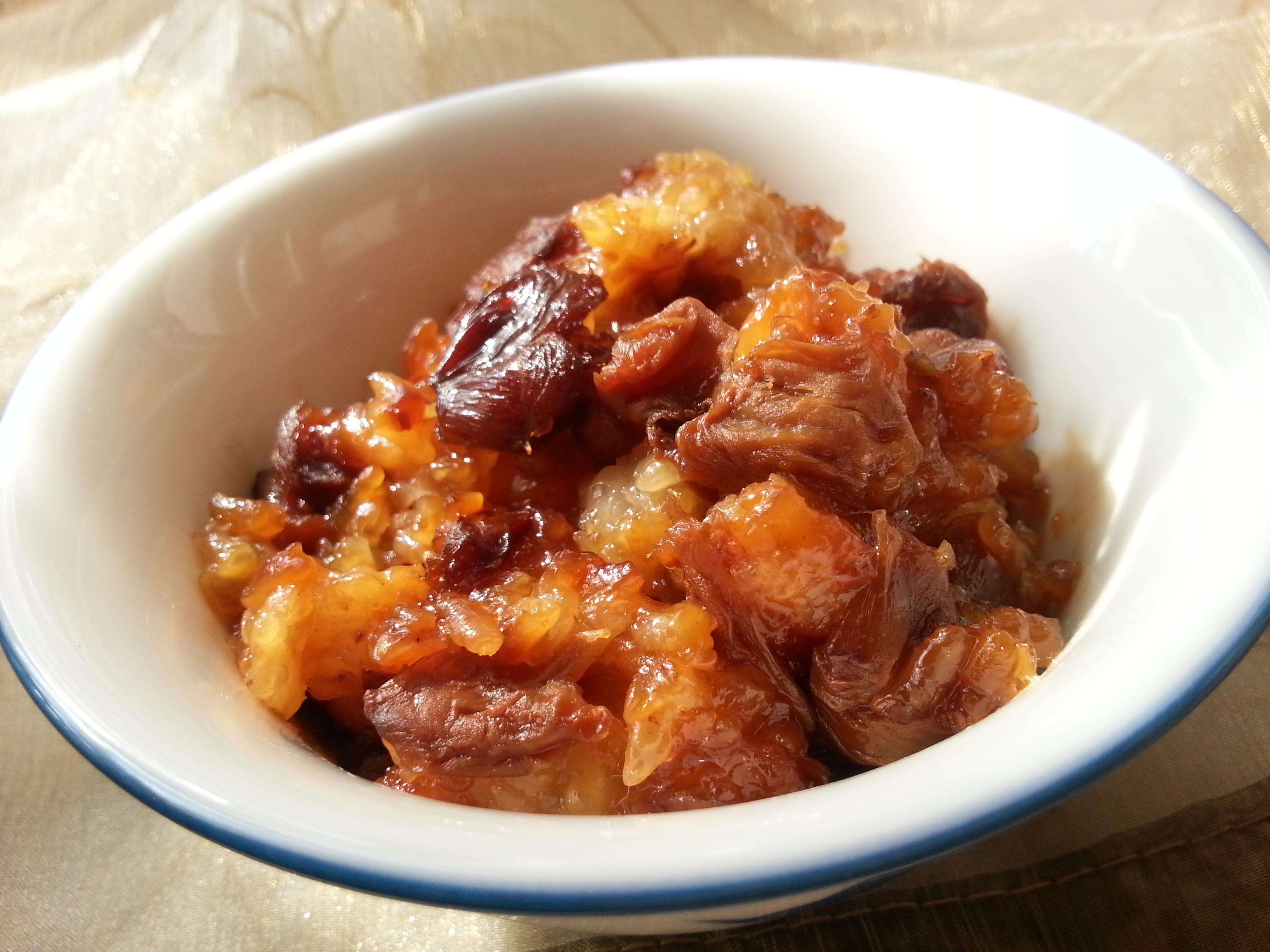 桂圓米酒糯米糕
