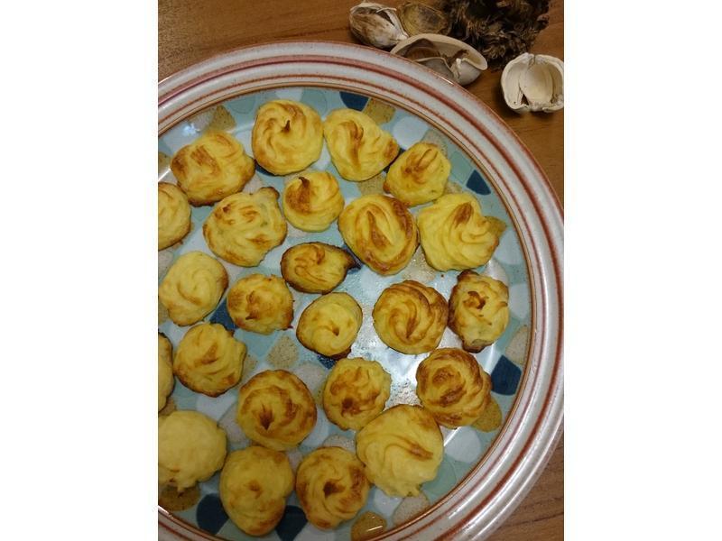 寶寶finger food-薯花花