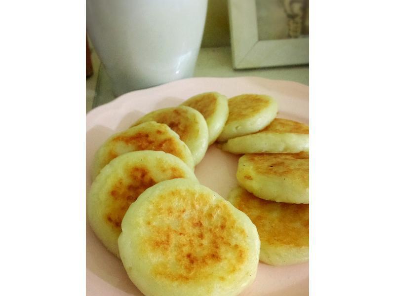 溏心起司薯餅(寶寶手指食物)