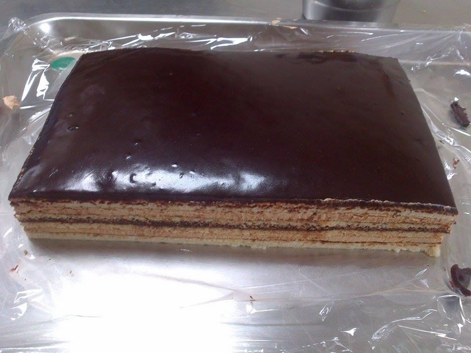 歐培拉 (Opera Cake)