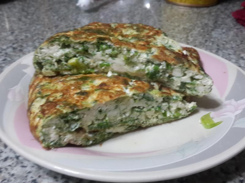 海苔豆腐烘蛋